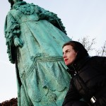 The only statue of a queen in Copenhagen - its in The King's Garden. Photo: Anja Gaard Olsen