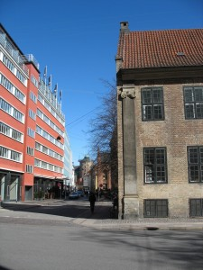 Startudsigt på I Bohrs og Ørsteds Fodspor. Foto: Nina Søndergaard