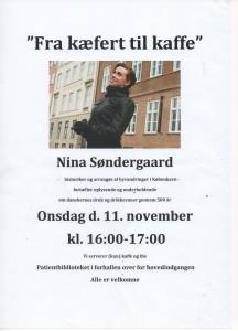 Plakat om fordrag 20151111
