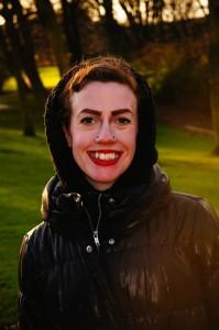 Nina Søndergaard vinter. Fotografi Anja M Ation